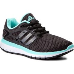 Buty adidas - Energy Cloud Wtc W BA8156 Cblack/Cblack. Fioletowe buty do biegania damskie marki KALENJI, z gumy. W wyprzedaży za 209,00 zł.