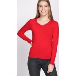 Czerwony Sweter Oneness. Czerwone swetry klasyczne damskie Born2be, l. Za 49,99 zł.