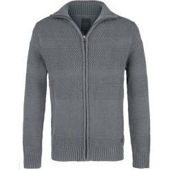 Produkt Jesper Cardigan Sweter wełniany szary. Szare swetry klasyczne męskie Produkt, m, z dzianiny. Za 121,90 zł.