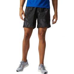 Adidas Spodenki męskie 7'' Supernova Tko Reversible Short Men czarne r. XL (B28236). Czarne spodenki sportowe męskie Adidas, m. Za 109,00 zł.