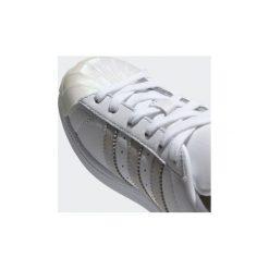 Trampki Dziecko  adidas  Buty Superstar. Czarne trampki chłopięce marki Adidas, z materiału. Za 279,00 zł.