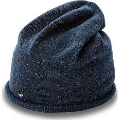 Czapka LIU JO - Capello Laminato N67273 M0300 Dress Blue 94024. Niebieskie czapki zimowe damskie marki Liu Jo, z materiału. W wyprzedaży za 179,00 zł.