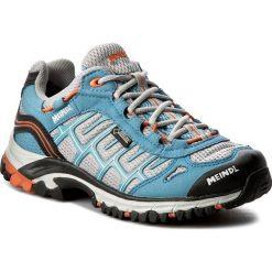 Trekkingi MEINDL - Cuba Lady Gtx GORE-TEX 3017 Hellblau/Orange 18. Niebieskie buty trekkingowe damskie MEINDL. W wyprzedaży za 549,00 zł.