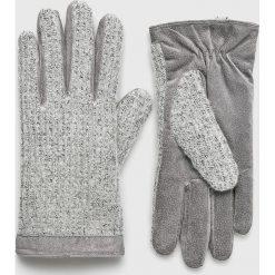 Barts - Rękawiczki. Czerwone rękawiczki damskie marki Barts, z elastanu. W wyprzedaży za 179,90 zł.