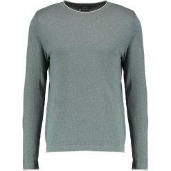 Swetry męskie: Jack & Jones JORPETER CREW NECK Sweter chinois green