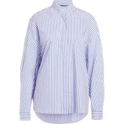Koszule wiązane damskie: Bruuns Bazaar GINGA Koszula snow blue
