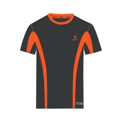 T-shirty męskie: Huari T-shirt męski Anfield Red Orange/pirate Black r. M