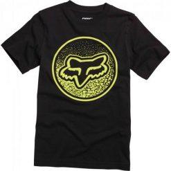 T-shirty chłopięce: FOX T-Shirt Chłopięcy Narka Ss Tee 128 Czarny