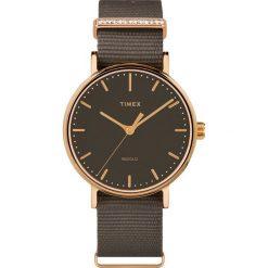 Timex - Zegarek TW2R48900. Brązowe zegarki damskie Timex, szklane. Za 369,90 zł.
