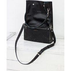 Torebki i plecaki damskie: Boxy Bag L Night Sky- dwuczęściowa torebka
