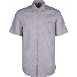 Koszule męskie na spinki: Koszula – Modern fit – w kolorze biało-czarnym