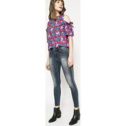 Medicine - Jeansy Girl Power. Niebieskie jeansy damskie MEDICINE, z bawełny. Za 139,90 zł.