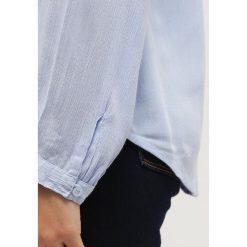 Bluzki asymetryczne: Kaffe AMBER Bluzka blue dawn