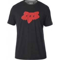 FOX T-Shirt Męski Traded Airline Xl Czarny. Szare t-shirty męskie marki FOX, z bawełny. Za 150,00 zł.