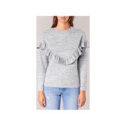 Swetry Moony Mood  GREPINA. Niebieskie swetry klasyczne damskie marki BOTD, l. Za 96,80 zł.