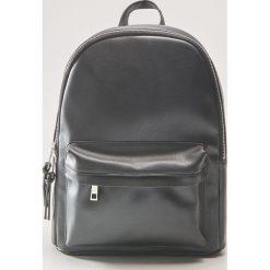 Plecak - Czarny. Czarne plecaki damskie House. Za 89,99 zł.
