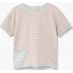 Odzież chłopięca: Mango Kids - T-shirt dziecięcy Duran 80-104 cm