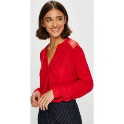 Vero Moda - Bluzka. Szare bluzki asymetryczne Vero Moda, l, z poliesteru, casualowe. W wyprzedaży za 99,90 zł.