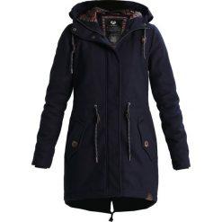 Odzież damska: Ragwear ELBA Płaszcz wełniany /Płaszcz klasyczny navy melange