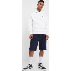 Tommy Jeans CLASSICS HOODIE Bluza z kapturem white. Białe bluzy męskie rozpinane Tommy Jeans, m, z bawełny, z kapturem. Za 379,00 zł.
