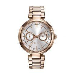 Zegarki damskie: Esprit ES109512003 - Zobacz także Książki, muzyka, multimedia, zabawki, zegarki i wiele więcej