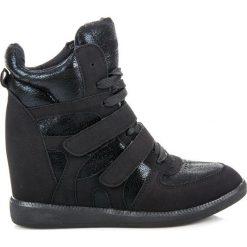 Trampki damskie slip on: Trampki sneakersy JOANNA