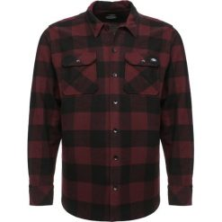 Koszule męskie na spinki: Dickies SACRAMENTO Koszula maroon