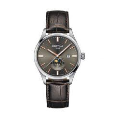RABAT ZEGAREK CERTINA DS 8 C033.457.16.081.00. Szare zegarki męskie CERTINA, pozłacane. W wyprzedaży za 1707,20 zł.