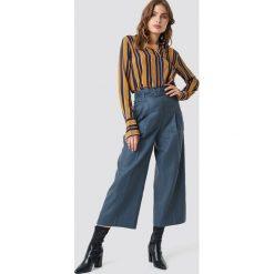 Spodnie damskie: MANGO Spodnie Linus - Blue,Navy