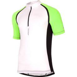 Odzież rowerowa męska: Koszulka rowerowa męska RKM002 – biały