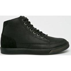 Keen - Buty Glenhaven. Czarne buty skate męskie Keen, z gumy, na sznurówki. W wyprzedaży za 359,90 zł.