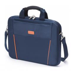 Torby na laptopa: Dicota Slim Case Base 14.0″ – 15.6″ niebiesko-pomarańczowa