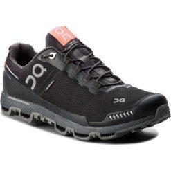 Buty sportowe męskie: Buty ON – Cloudventure Waterproof 000012 Black/Dark 0024