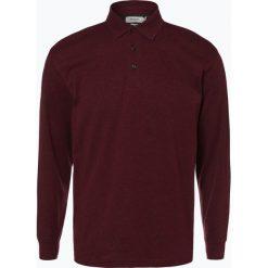 Mc Earl - Męska koszulka polo, czerwony. Czerwone koszulki polo Mc Earl, m, z bawełny, z długim rękawem. Za 119,95 zł.