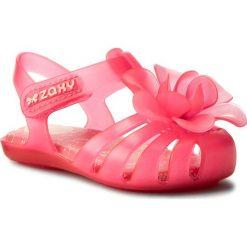 Sandały dziewczęce: Sandały ZAXY – Garden Baby 82059 Pink W385011 90208