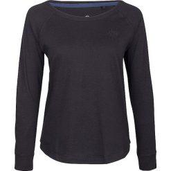 Koszulka w kolorze czarnym. Czarne bluzki longsleeves Dreimaster, xs, z bawełny, z okrągłym kołnierzem. W wyprzedaży za 85,95 zł.