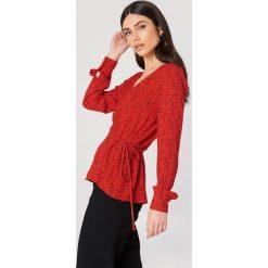 Bluzki damskie: Just Female Bluzka Ellen – Red