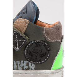 Shoesme URBAN Tenisówki i Trampki wysokie green. Zielone trampki chłopięce Shoesme, z materiału. W wyprzedaży za 246,35 zł.