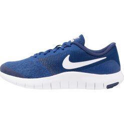 Nike Performance FLEX CONTACT Obuwie do biegania treningowe gym blue/white/binary blue. Niebieskie buty sportowe chłopięce Nike Performance, z materiału. W wyprzedaży za 215,10 zł.
