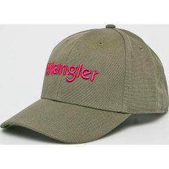 Wrangler - Czapka. Szare czapki z daszkiem męskie Wrangler. Za 129,90 zł.