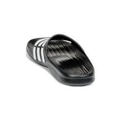 Klapki Dziecko adidas  DURAMO SLIDE K. Czarne klapki dziewczęce marki Adidas. Za 79,00 zł.