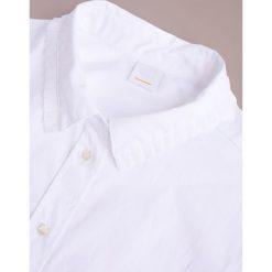 BOSS CASUAL CEPUZLE Koszula white. Białe koszule damskie BOSS Casual, z bawełny, casualowe. Za 499,00 zł.