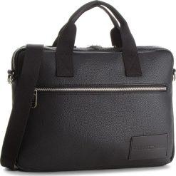 Torba na laptopa CALVIN KLEIN JEANS - Pebble Slim Briefcas K40K400398 001. Czarne torby na laptopa marki Calvin Klein Jeans, z jeansu. W wyprzedaży za 519,00 zł.