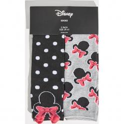 Skarpetki Mickey Mouse - Czarny. Czarne skarpetki damskie Sinsay, z motywem z bajki. Za 14,99 zł.
