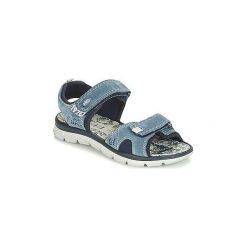Sandały Dziecko  Primigi  RAPASTIC. Niebieskie sandały chłopięce Primigi. Za 181,30 zł.