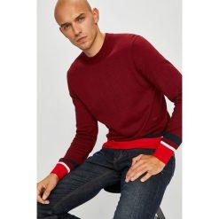 Swetry klasyczne męskie: Calvin Klein - Sweter