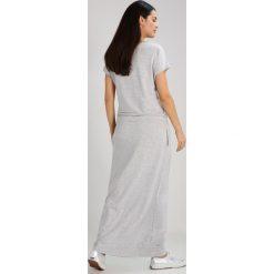 Długie sukienki: 9Fashion MARSALA Długa sukienka grey melange