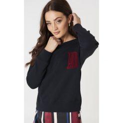 Bluzy rozpinane damskie: Hunkydory Bluza z suwakiem HD - Black