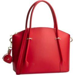 Torebka CREOLE - RBI10167 Czerwony. Czerwone torebki klasyczne damskie Creole, ze skóry. W wyprzedaży za 249,00 zł.