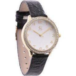 Czarno-Biały Zegarek Minutes. Białe zegarki damskie Born2be. Za 29,99 zł.